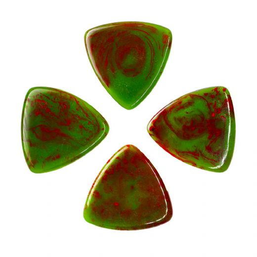 Resin Tones Gypsy Life on Mars 4 Guitar Picks